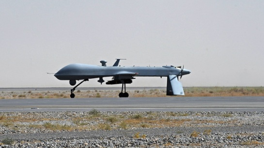 U.S Drones Navigate Murky Legal Path in Pakistan